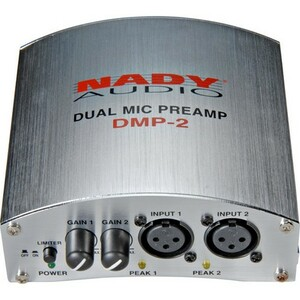 Nady DMP-2 Dual Microphone Preamp