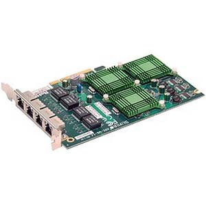 Supermicro AOC-UG-I4 Uio Dual Intel 82571 4 Port Gigabit Ethernet LAN Card