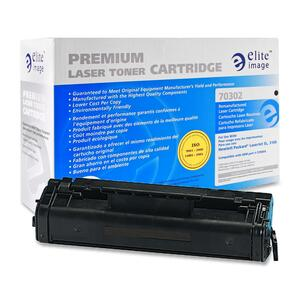 Elite Image Black Toner Cartridge - Laser - 2500 Page - Black - 1