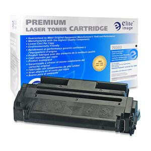 Elite Image Black Toner Cartridge - Laser - 15000 Page - Black - 1