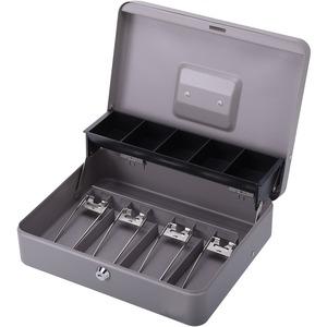 5-Compartment Tray Cash Box