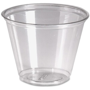 Dixie Crystal Clear Cup DXECP9ACT
