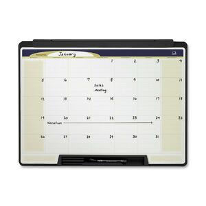 Cubicle Motion Dry Erase Calendar