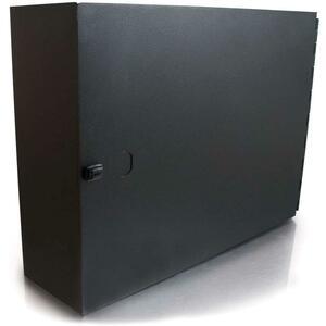 C2G Q-SERIES 2-PANEL WALL MOUNT BOX