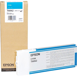 Epson Cyan Ink Cartridge - EPSON - T606200 at Sears.com
