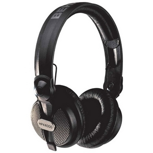 Behringer HPX4000 - Closed-Type High-Definition DJ Headphones