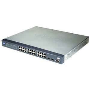 Gigabit Ethernet Wire on Srw2024 24 Port Webview Gigabit Ethernet Switch   Srw2024 In Canada