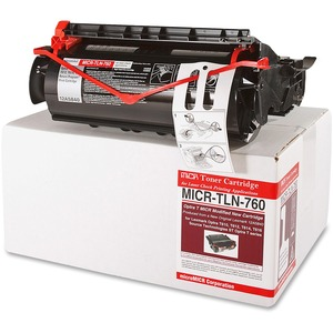 Micromicr Black Toner Cartridge MCMMICRTLN760