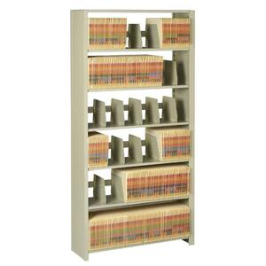 Tennsco Starter Shelve TNN128848PCSD