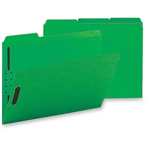 Sparco Colored Fastener Folder SPRSP17268
