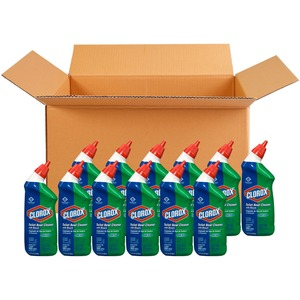 Clorox Bleach Bathroom Bowl Cleaner - Liquid Solution - 24fl oz