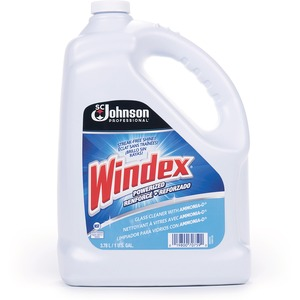 JohnsonDiversey Windex One Gallon Refill - Liquid Solution - 1gal