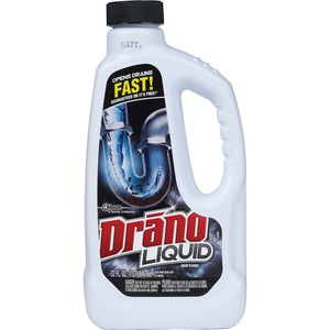 JohnsonDiversey Institutional Formula Drano Cleaner - Liquid Solution - 32fl oz