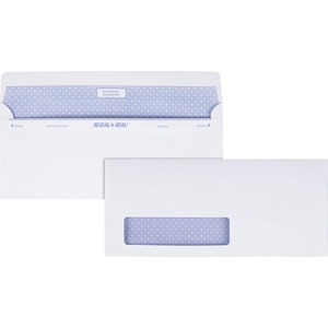 Quality Park Reveal-n-Seal Window Envelope QUA67418