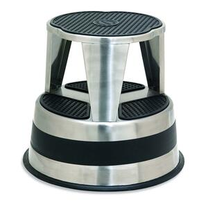 Cramer Stainless Steel Kik-step Stool CRA100200