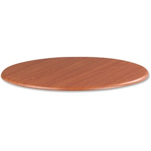 "Iceberg Officeworks Round Table Top - Round x 1"" - 36"" - Cherry Top"