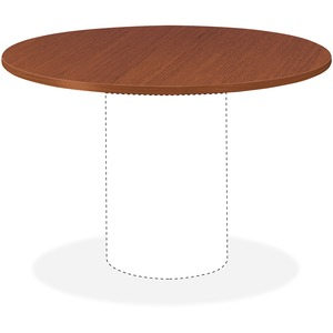 "HON Conference Table Top - Round - 42"" - Henna Cherry"