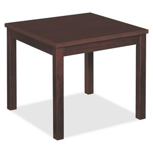 Basyx by HON Veneer Occasional Corner Table BSXBW3130NN