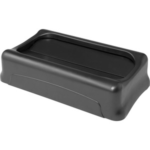 Rubbermaid Slim Jim Swing Lid RCP267360BK