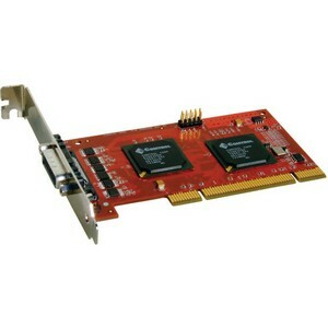 Comtrol RocketPort INFINITY 32-Port Card - Universal PCI - 32 x DB-9 Male RS-232/422/485 Serial - Plug-in Card