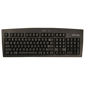 Matias USB 2.0 Keyboard and Mouse - Keyboard - Cable - Mouse - Optical