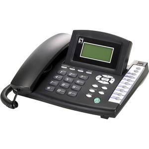 LevelOne VOI_7100 IP VoIP Telephone w/ PoE