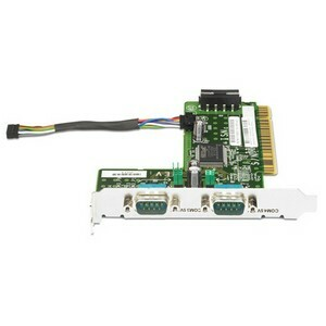 HP KH887AA 2-Port Powered Serial Card KH887AA
