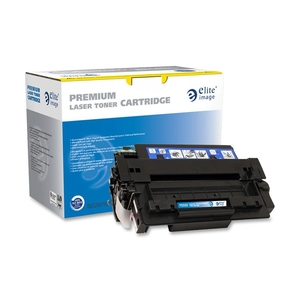 Elite Image Remanufactured HP 51A Laser Toner Cartridge ELI75333