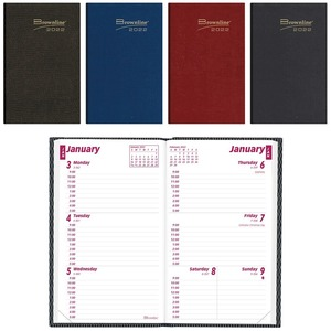 Brownline Weekly Pocket Planner REDCB303ASX