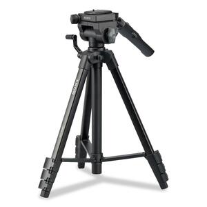 "Sony VCT-60AV Tripod - Floor Standing Tripod - 18.9"" to 57.6"" Height - 6.6 lb Load Capacity"