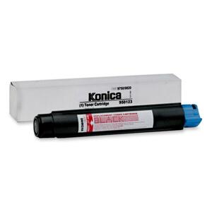 Konica Minolta Black Toner Cartridge KNM950123