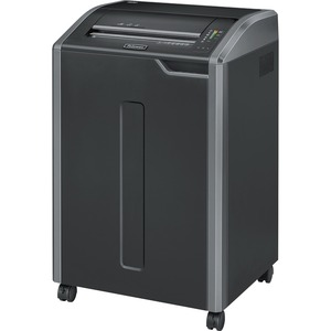 Fellowes Powershred 485Ci 100% Jam Proof Cross-Cut Shredder - TAA Compliant FEL38485