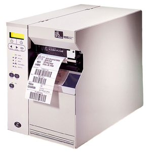 Zebra 105SL Direct Thermal/Thermal Transfer Printer - Monochrome - Label Print 10500-2001-1071