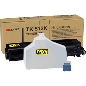 Kyocera Black Toner Cartridge KYOTK512K