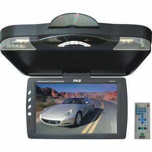 Buy car video players accessories - Pyle PLRD143F Car Video Player