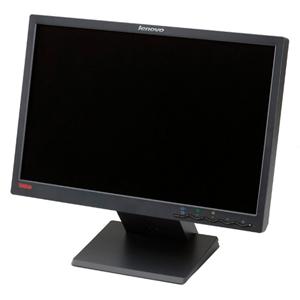 Lenovo Thinkvision L197 19IN Widescreen LCD Monitor 1440X900 1000:1 5MS VGA DVI