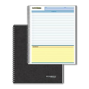 MeadWestvaco Cambridge Limited Business Notebook MEA06072