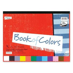 MeadWestvaco Academie Book of Colors MEA53050