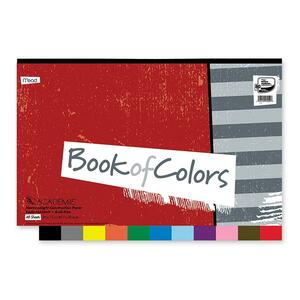 MeadWestvaco Academie Book of Colors MEA53052