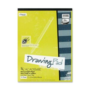 MeadWestvaco Academie Drawing Pad MEA54050