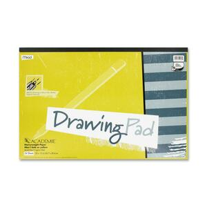 MeadWestvaco Academie Drawing Pad MEA54060
