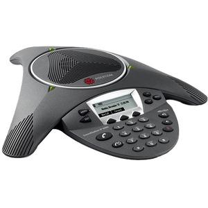 POLYCOM - VOIP SOUNDSTATION IP6000 SIP CONFERENCE PHONE 802.3AF POE