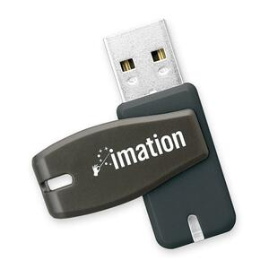 Imation Nano 8 GB USB 2.0 Flash Drive (Price Per Each Piece) 27103