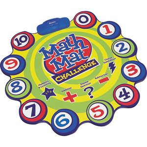 Learning Resources Math Mat Challenge Game