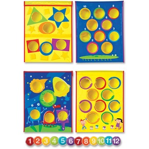 Learning Resources Smart Toss Bean Bag Tossing Gam