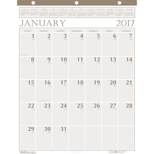 House of Doolittle Classic Wall Calendar HOD380