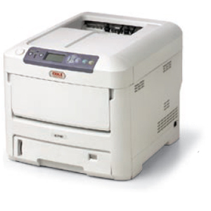 Oki C710N Colour Laser Printer 30/32PPM 1200X600DPI Network USB Parallel
