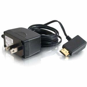 C2G RAPIDRUN HDMI VOLTAGE INSERTER BLACK