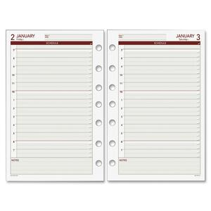 Day Runner Express Dated Planner Refill DRN061125Y