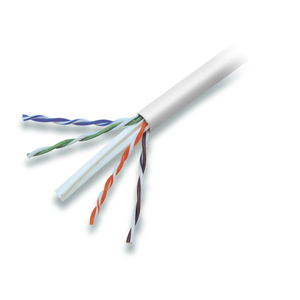 Belkin Cat. 6 High Performance UTP Bulk Cable (Bare wire) - 1000ft - White